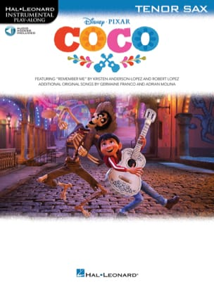 DISNEY / PIXAR - Coco - Movie Music - Partitura - di-arezzo.it