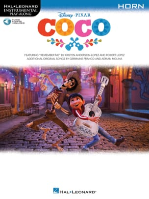 DISNEY / PIXAR - Coco - Movie Music - Partitura - di-arezzo.it