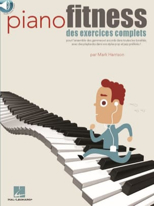 Mark Harrison - Piano Fitness - Sheet Music - di-arezzo.com