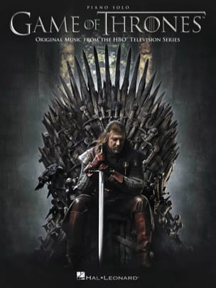 - Game of Thrones, Season 1 to 7 - Soundtracks of the TV series - Sheet Music - di-arezzo.com