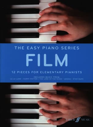 The Easy Piano Series - Film - Partition - di-arezzo.fr
