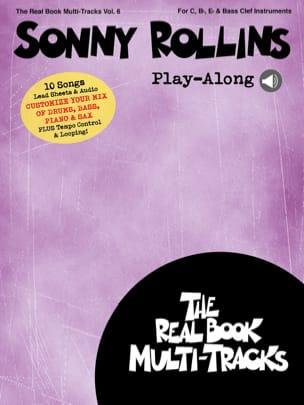 Real Book Multi-Tracks Volume 6 - Sonny Rollins Play-Along laflutedepan