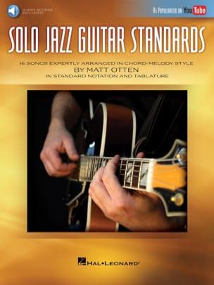 - Estándares de Guitarra Solo Jazz - Partitura - di-arezzo.es