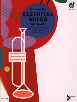 Jeff Harrington - Essential Solos for Trumpet - Sheet Music - di-arezzo.co.uk