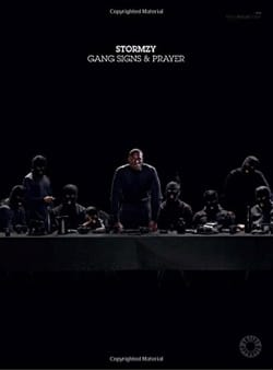 Gang Signs & Prayer - Stormzy - Partition - laflutedepan.com
