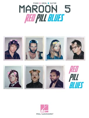 Red Pill Blues Maroon 5 Partition Pop / Rock - laflutedepan