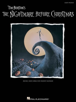 Danny Elfman - The Strange Christmas of Monsieur Jack - Movie Music - Sheet Music - di-arezzo.co.uk
