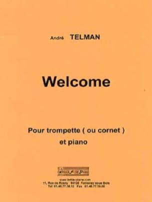 André Telman - Welcome - Sheet Music - di-arezzo.com