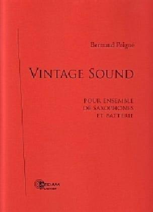 Bertrand Peigné - Vintage Sound - Sheet Music - di-arezzo.com