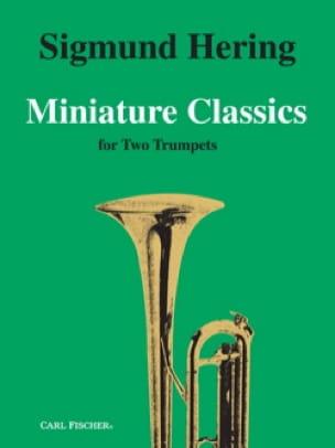 - Miniature Classics - Partition - di-arezzo.fr