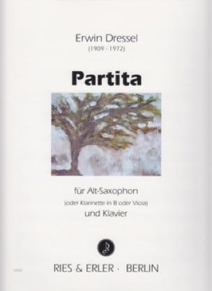 Erwin Dressel - Partita - Sheet Music - di-arezzo.com