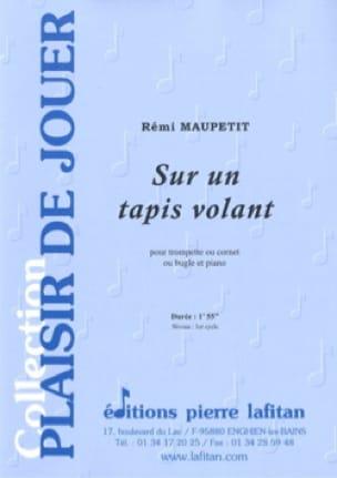 Rémi Maupetit - On a flying carpet - Sheet Music - di-arezzo.com
