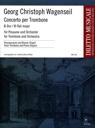 Concerto pour Trombone en Sib Majeur - laflutedepan.com