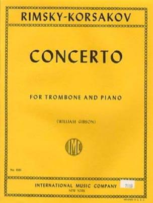 Concerto - Nicolai Rimsky Korsakov - Partition - laflutedepan.com