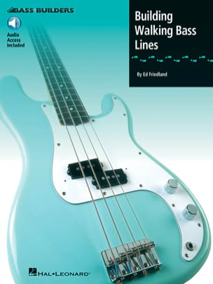 Building Walking Bass Lines Ed Friedland Partition laflutedepan