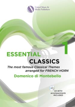 Essential Classics - Volume 1 - Partition - di-arezzo.fr