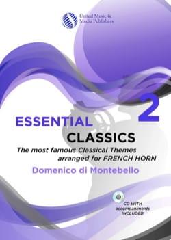 - Essential Classics - Volume 2 - Partition - di-arezzo.fr