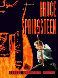 Bruce Springsteen - Bruce Springsteen - Guitar Anthology Series - Sheet Music - di-arezzo.co.uk