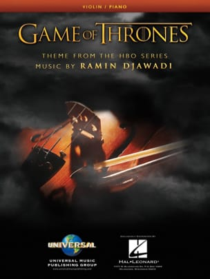 - Game of Thrones - Tema de la serie de TV - Partitura - di-arezzo.es