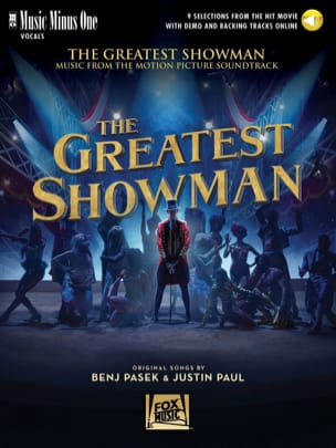 The Greatest Showman - Musique du Film Partition laflutedepan