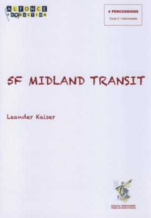 Leander Kaiser - 5F Midland Transit - Partition - di-arezzo.fr