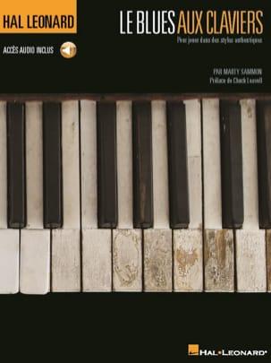 Marty Sammon - Le Blues aux Claviers - Partition - di-arezzo.fr