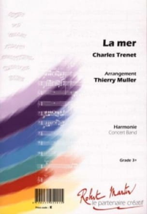 Charles Trenet - The sea - Sheet Music - di-arezzo.co.uk