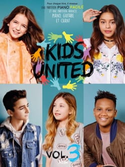 Kids United - Kids United - Volume 3 - Sheet Music - di-arezzo.com