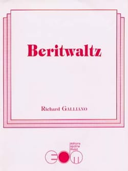Richard Galliano - Beritwaltz - Partition - di-arezzo.fr