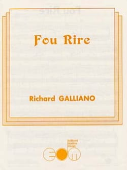 Richard Galliano - Fou Rire - Partition - di-arezzo.fr