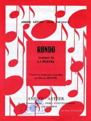 Ignace Joseph Pleyel - Rondo in D Major - Sheet Music - di-arezzo.co.uk