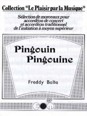 Freddy Balta - Penguin Penguin - Sheet Music - di-arezzo.com