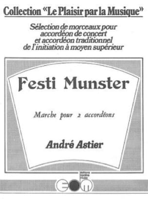 André Astier & Max Bonnay - Festi Munster - Sheet Music - di-arezzo.co.uk
