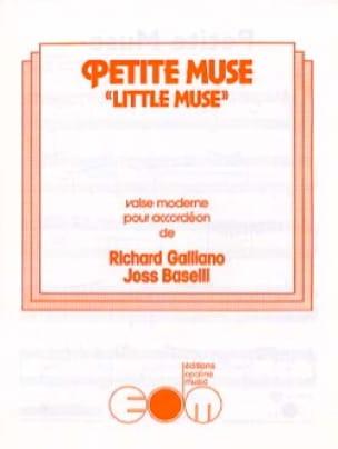 Petite Muse - Richard Galliano & Joss Baselli - laflutedepan.com
