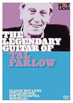 Tal Farlow - The Legendary Guitar Of Tal Farlow - Partition - di-arezzo.fr