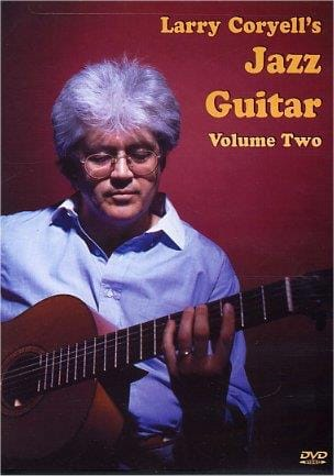 Larry Coryell - Larry Coryell's Jazz Guitar Volume 2 - Partition - di-arezzo.fr