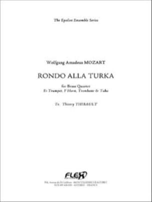 Rondo Alla Turka - MOZART - Partition - laflutedepan.com