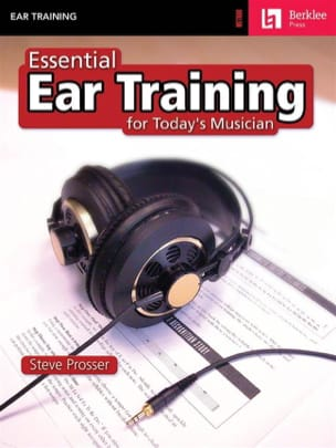 Steve Prosser - Essential Ear Training For Today's Musician - Sheet Music - di-arezzo.com