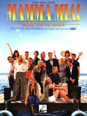 Mamma Mia! Here We Go Again - Musique du Film Abba laflutedepan