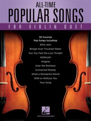 - All-Time Songs for Violin Duet - Sheet Music - di-arezzo.com