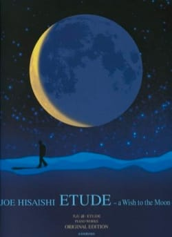 Etude - A Wish to the Moon - Joe Hisaishi - laflutedepan.com