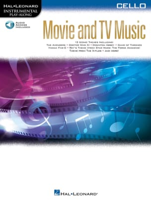 - Movie and TV Music for Cello - Sheet Music - di-arezzo.co.uk