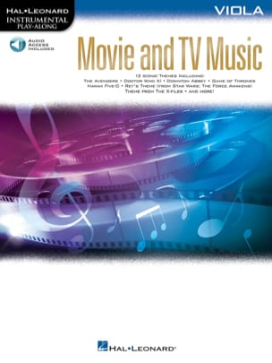 - Movie and TV Music for Viola - Partition - di-arezzo.fr