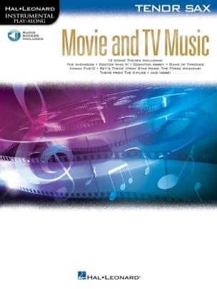 - Movie and TV Music for Tenor Sax - Sheet Music - di-arezzo.com