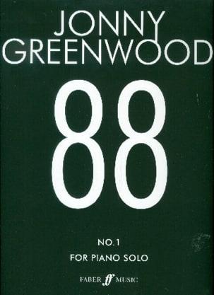 Jonny Greenwood - 88 No.1 - Partition - di-arezzo.fr