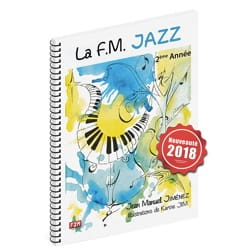 JIMENEZ - The FM Jazz - 2nd Year - Sheet Music - di-arezzo.co.uk