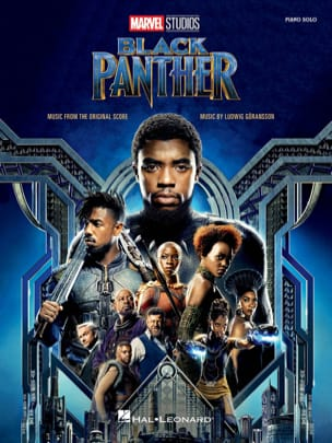 Marvel Studios - Black Panther - Musique du Film - Partitura - di-arezzo.it