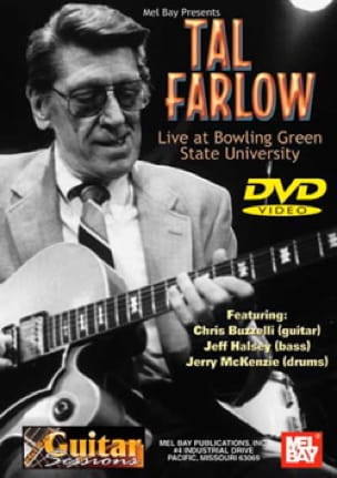 Tal Farlow - Live at Bowling Green State University - DVD - Sheet Music - di-arezzo.co.uk