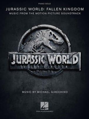 Jurassic World: Fallen Kingdom - Musique du Film - laflutedepan.com