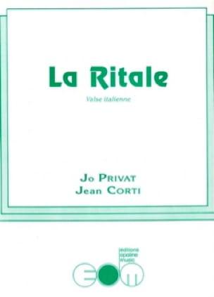 Jo Privat & Jean Corti - The Ritale - Sheet Music - di-arezzo.com